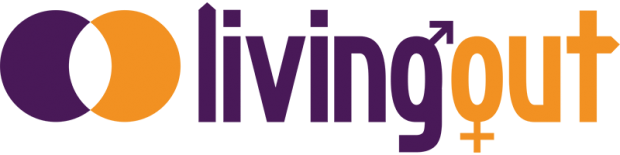 living out logo