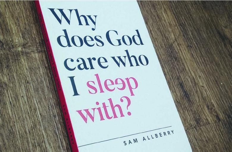 Why does God care who I sleep with? Review