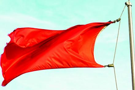 Keep The Red Flag Flying